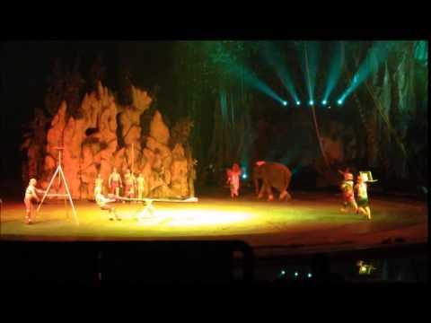 PART 1: Nov 2014 Chime Long international Circus China
