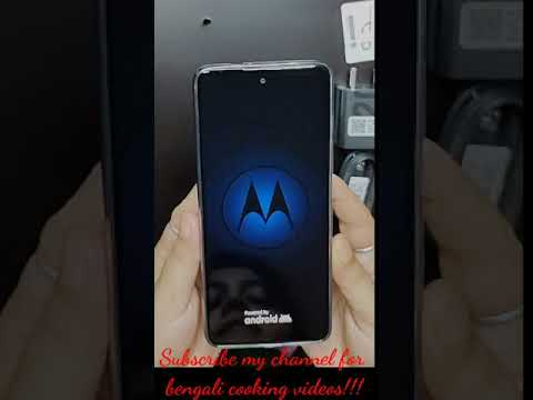 Unboxing of my new mobile Moto G60||Shorts