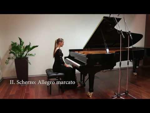 S.Prokofiev Sonata op.14 n.2 Varvara Tarasova (piano)