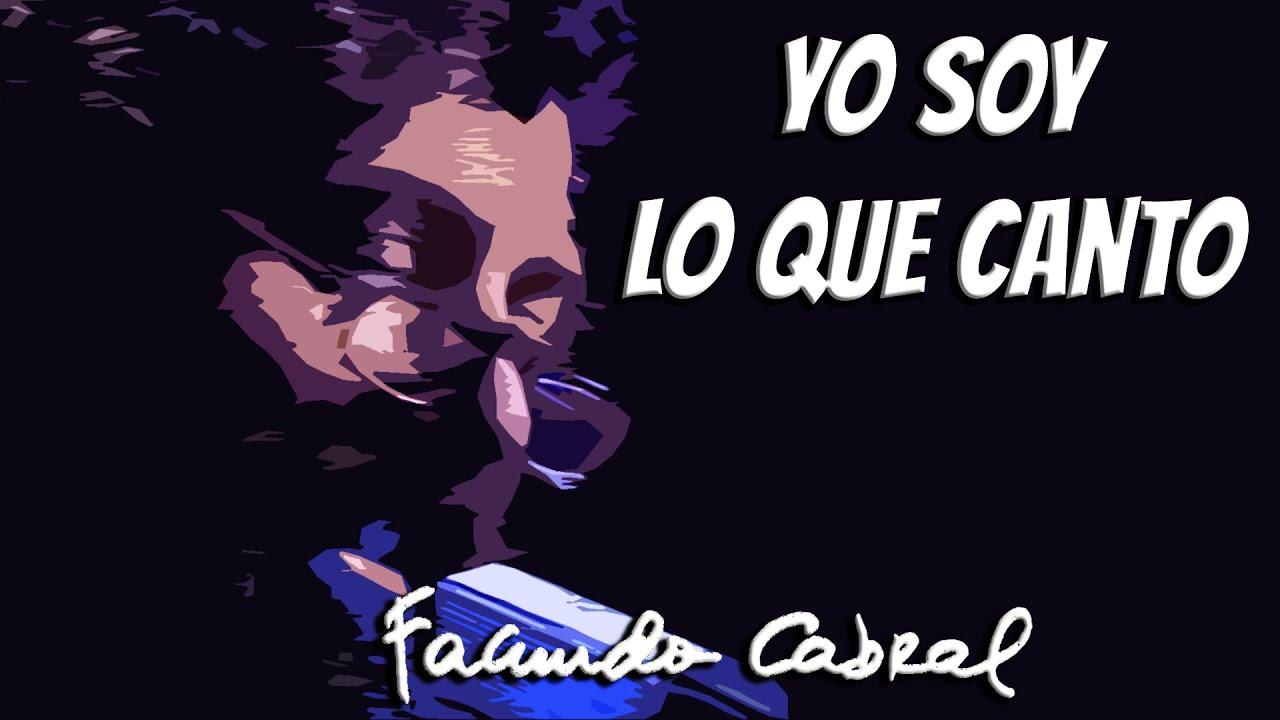 Facundo Cabral - Yo soy lo que canto - Buenas y Santas (1985)