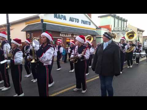 Galion High School marching band - Come Home to Galion