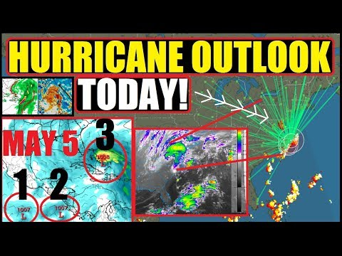 FIRST TROPICAL WAVE & Current US Weather conditions! West Coast of Africa