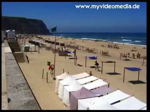 Cabo da Roca and beaches of Cascais, Lisboa - Portugal Travel Channel