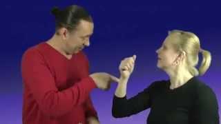 """Диск """"Давайте знакомиться"""", правила общения с глухими"""