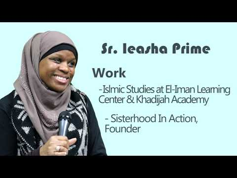 Get to know sister Ieasha Prime