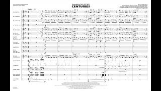 Centuries arranged by Ishbah Cox