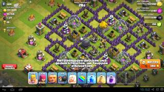 Clash of Clans #42 - Santa Strike / Let's Play Clash of Clans / Android_iOS