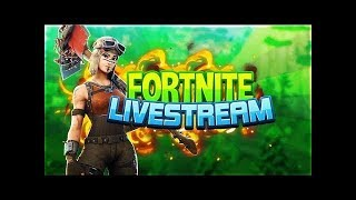 LIVE FORTNITE BATTLE ROYALE Morning Grind // give away at 500 SUBS // Item shop count Down
