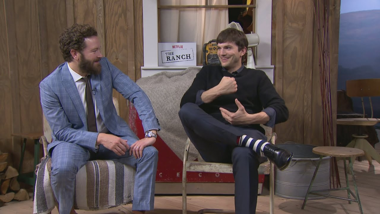 The Ranch: Ashton Kutcher and Danny Masterson on That '70s ...