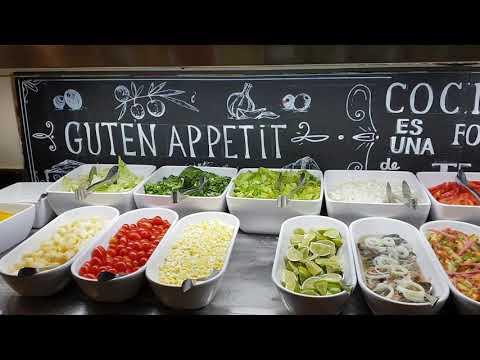 Lunch Buffet Iberostar Varadero