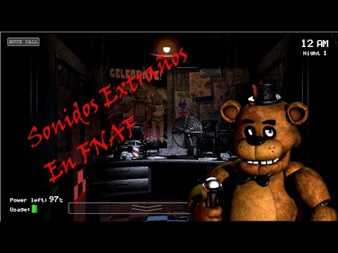 Five Nights At Freddy's//VicMar