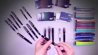 Montblanc Pens 2015