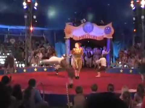 Circus Smirkus 2009