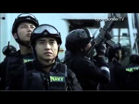Singapore naval diving unit operations officer youtube for Naval diving unit