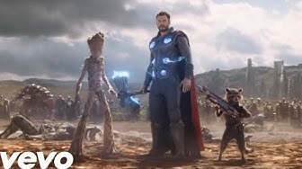 Thor - Feel Invincible - Skillet (Music Video)