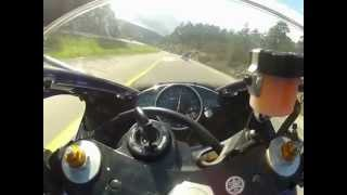 Police Chase 186 MPH (299KM) Speeder In Victoria Highway Run