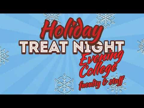Holiday Treat Night 2017