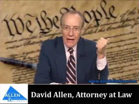 David Allen legal Tuesdays: Illegality of Recording Private Conversations