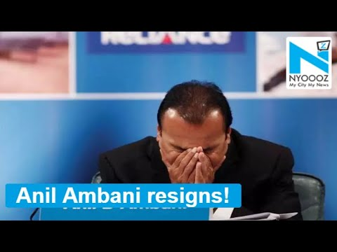 Anil Ambani Resigns As Director From Reliance Communications