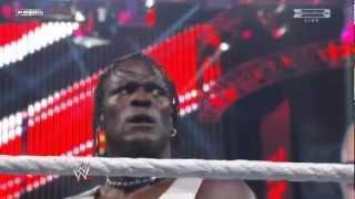 ● WWE R-Truth - Titantron 2013 [720p] ●