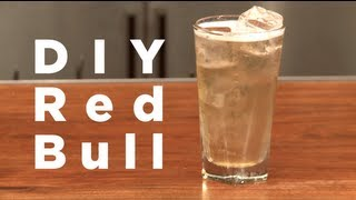 DIY Red Bull - Making Your Own Energy Drink