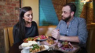 #WokingTV: Valentine's Dishes from Las Iguanas