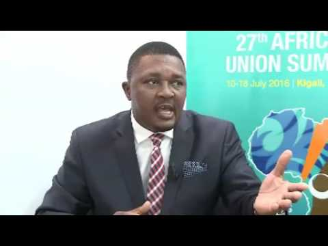 Interview with Zimbabwean Minister of tourism and hospitality industry Hon. Dr. Walter Mzembi