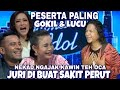 Berbagai Lagu Di Nyanyikan - Dapat Banjir Pujian, Juri ngakak !! Indonesian Idol 2021