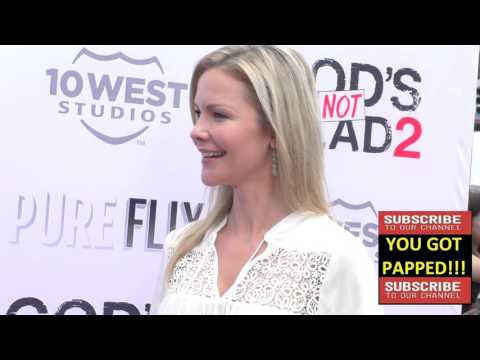 Josie Davis at the Gods Not Dead 2 Premiere at Directors Guild in West Hollywood