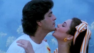 Hum Beqarar Hai - Chunky Pandey | Mandakini | Na Insaafi | Hindi Romantic Songs