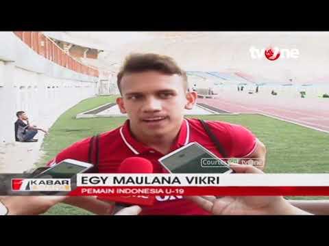 Laga Uji Coba Timnas Untuk Piala Asia U-19