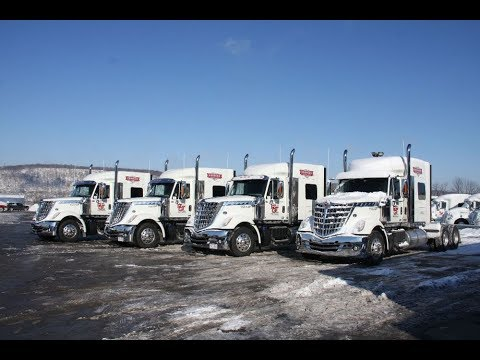 Top 10 Best Lease Purchase Trucking Companies In The USA 2018.