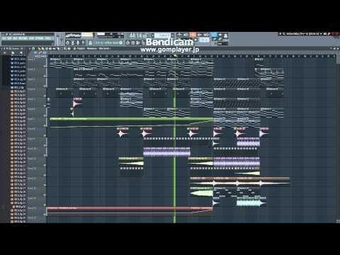 Galantis - Gold Dust FL StudioSyohe Remake+FLP