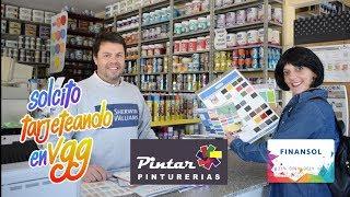 3 cuotas sin interés en Pintar Pinturerías con Finansol | Solcito recomienda