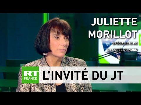 Dénucléarisation : «La Corée du nord demande des garanties de sécurité», explique Juliette Morillot