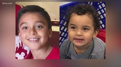 Amber Alert issued for two children from El Paso