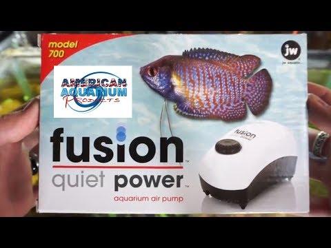 Aquarium Fusion Quite Air Pumps- Best Aquarium Air Pump