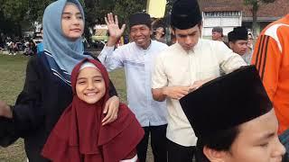 "Behind the scene "" Kun Anta n Tendangan Garuda"""