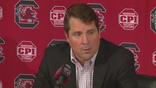 Will Muschamp Previews Florida Game And Give Insight On His Defense