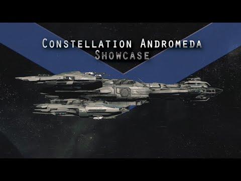 Robert Space Industries Constellation Andromeda Showcase