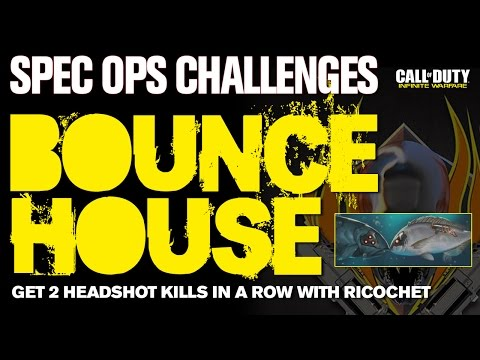 """How To Do The """"Bounce House"""" Spec Ops Challenge (""""Spec Ops Challenges"""")"""