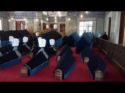 Мавзолей Султана Ахмета- I. Площадь Султанахмет.