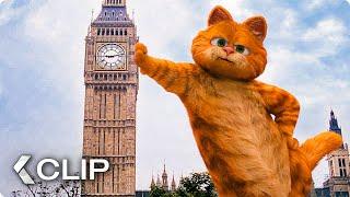 The British are Coming Movie Clip - Garfield 2 (2006)