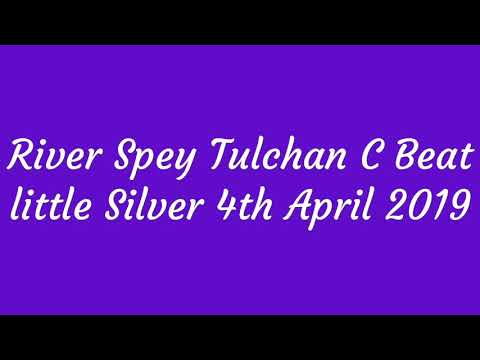 River Spey Tulchan C Salmon 4th April 2019
