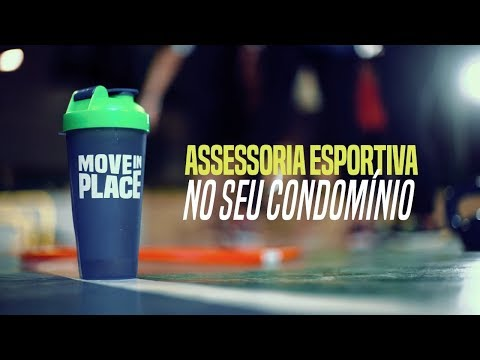 Move In Place - Assessoria Esportiva no Seu Condomínio