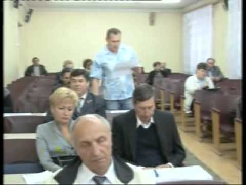Выборы сити менеджера в Киржачском р-не 2011