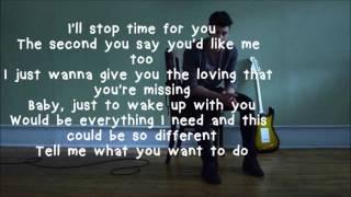 Treat You Better- Shawn Mendez Lyrics