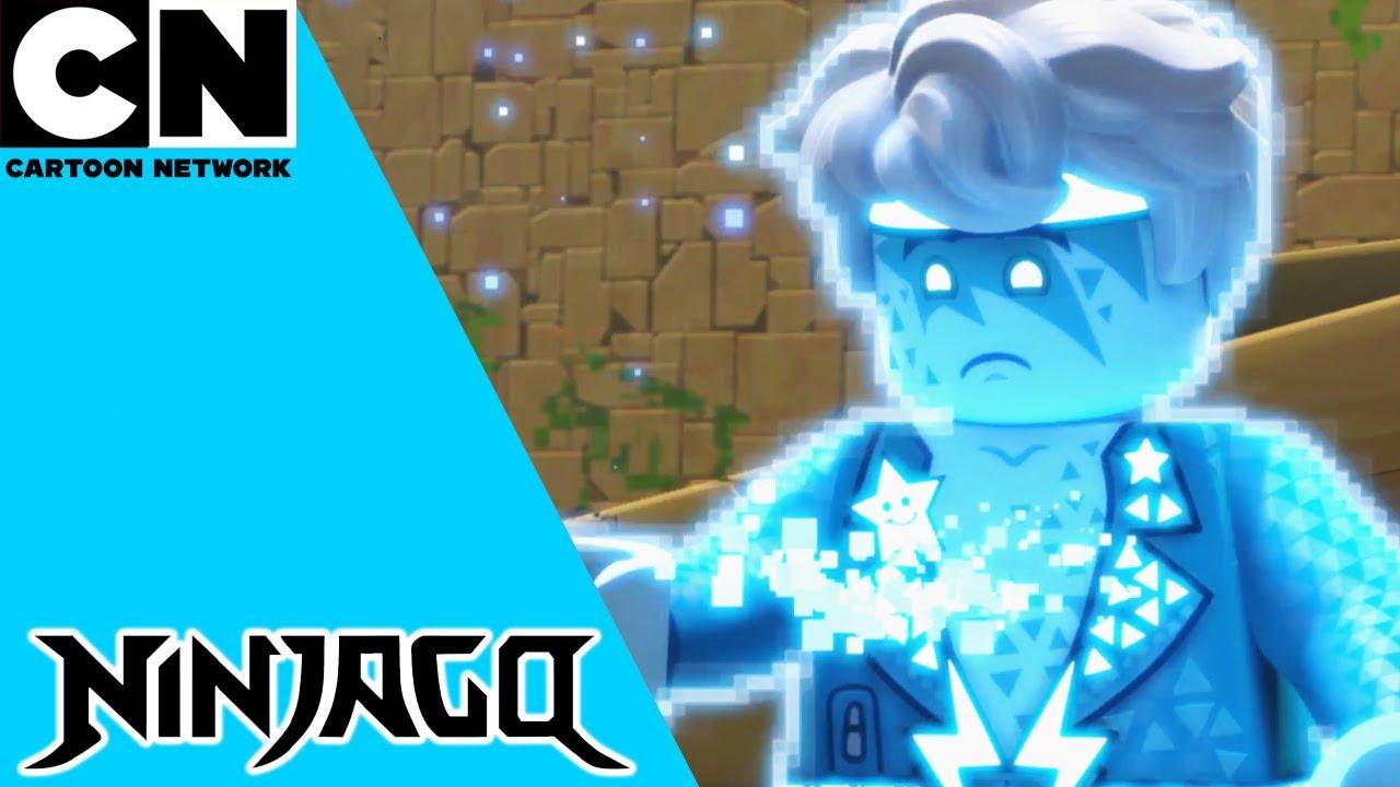 LEGO Ninjago: Masters of Spinjitzu   S2E08   The Maze of the Red Dragon   Cartoon Network