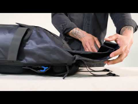 0928fdef8 Deploy Convertible Backpack Pannier | Timbuk2 Designs - YouTube