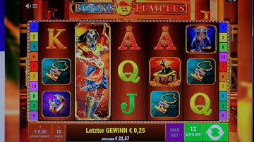 Online Casino Casumo - Books & Temples - Abonentenwunsch
